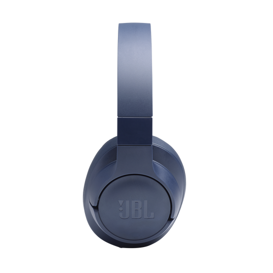 JBL TUNE 700BT - Blue - Wireless Over-Ear Headphones - Detailshot 4