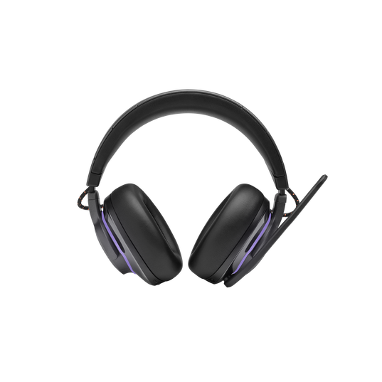 JBL Quantum 800 - Black - Wireless over-ear performance gaming headset with Active Noise Cancelling and Bluetooth 5.0 - Detailshot 6