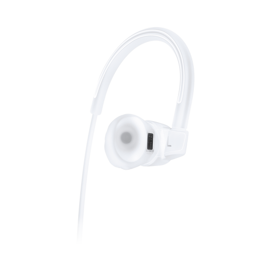 Under Armour Sport Wireless Heart Rate - White - Heart rate monitoring, wireless in-ear headphones for athletes - Detailshot 3