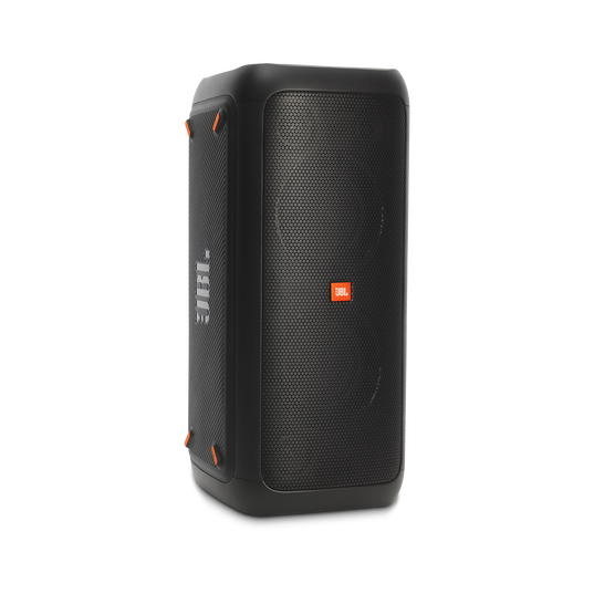 JBL PartyBox 300 - Black - Battery-powered portable Bluetooth party speaker with light effects - Detailshot 2