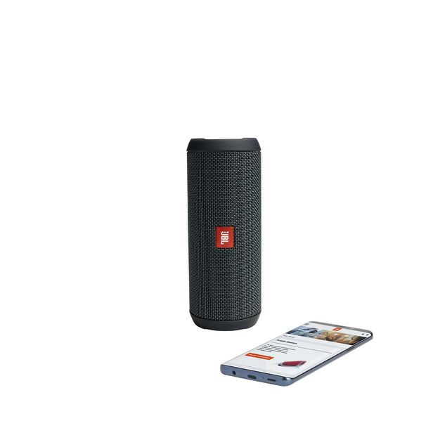 JBL Flip Essential - Gun Metal - Portable Bluetooth® speaker - Detailshot 2