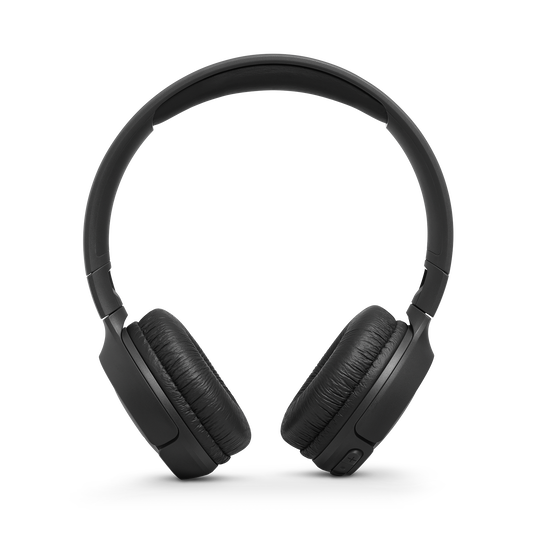 JBL TUNE 560BT - Black - Wireless on-ear headphones - Front