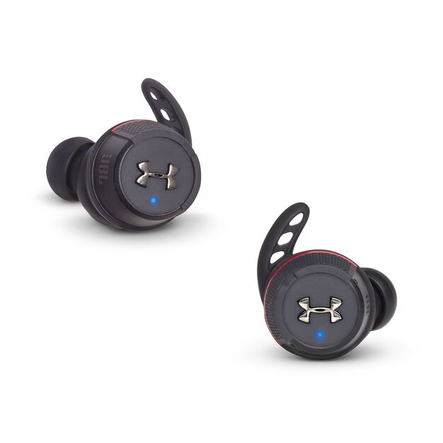 Under Armour True Wireless Flash – by JBL - Replacement Kit - Black - Hero
