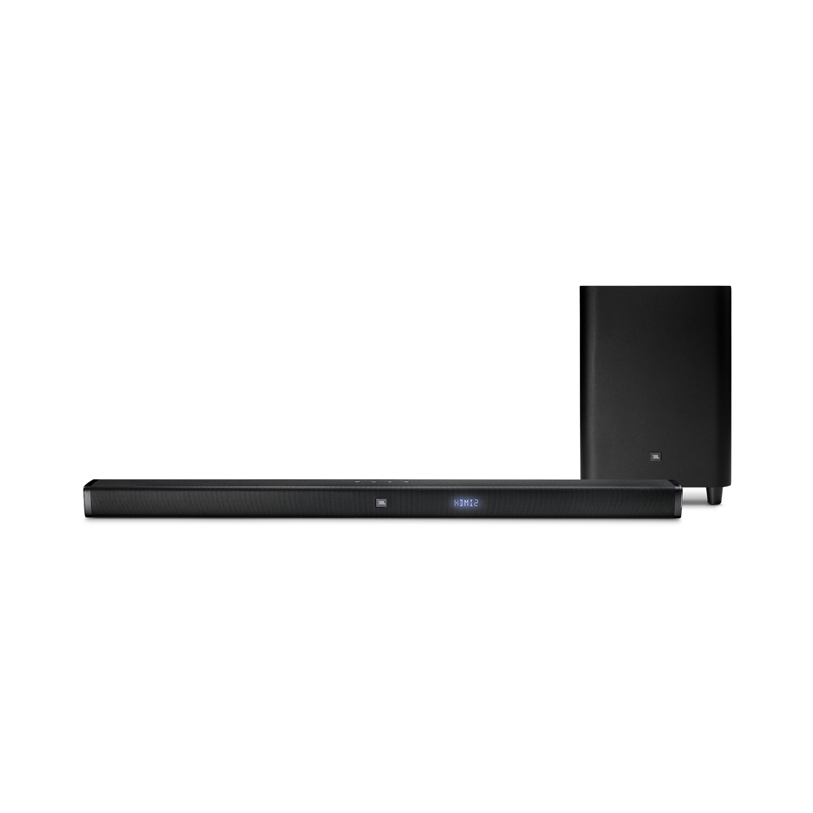 jbl bar 3 1 barre de son 3 1 canaux ultra hd 4k avec caisson de basses sans fil. Black Bedroom Furniture Sets. Home Design Ideas